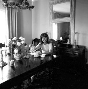 Marlo Thomas at home 1969 © 1978 Kim Maydole Lynch - Image 3091_0039