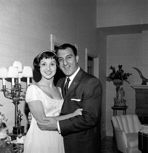 Marlo Thomas with her father Danny Thomascirca 1958 © 1978 Bernie Abramson - Image 3091_0049