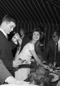 Marlo Thomas at her birthday partycirca 1958 © 1978 Bernie Abramson - Image 3091_0055