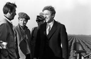"""Bonnie and Clyde""Michael J. Pollard, Gene Wilder1967 Warner Brothers** I.V. - Image 3100_1502"