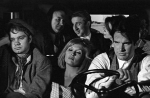 """Bonnie and Clyde""Michael J. Pollard, Faye Dunaway, Warren Beatty, Gene Hackman, Gene Wilder1967 Warner Brothers** I.V. - Image 3100_1503"