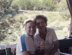 Mel Brooks and Gene Wildercirca 1970s - Image 3100_1509