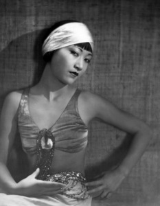 "Anna May Wong in ""The Thief of Bagdad""circa 1924Photo by Walter Fredrick Seely - Image 3119_0043"