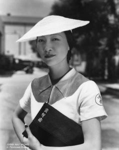 Anna May Wongcirca 1930s** I.V. - Image 3119_0073