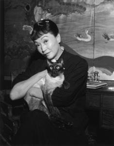 Anna May Wongcirca 1950s** I.V. - Image 3119_0075