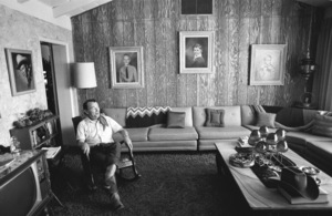 Roy Rogers At home, 1975. © 1978 Gunther - Image 3187_0550