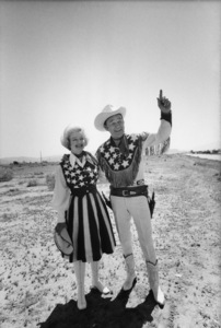 Roy Rogers and Dale Evans1975© 1978 Gunther - Image 3187_0571