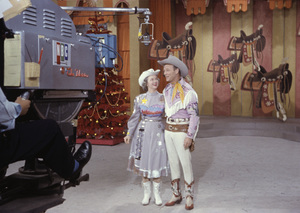 Roy Rogers and Dale Evans  circa 1959Photo by Gerald Smith - Image 3187_0572