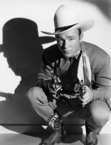 Roy Rogers circa 1936** B.D.M. - Image 3187_0579