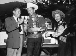 Roy RogersC. 1952MPTV - Image 3187_2