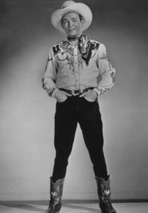 Roy RogersC. 1945MPTV - Image 3187_541