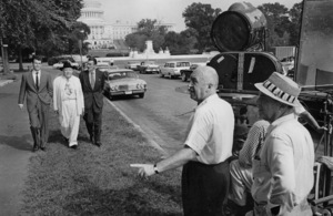 """Otto Preminger, Don Murray, Charles Laughton, Walter Pidgeon""""Advise And Consent""""Columbia 1962 / **I.V. - Image 3208_0008"""