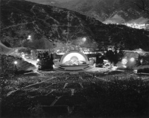 Hollywood and Los Angeles LandmarksHollywood Bowl.Photo by: Yavno - Image 3250_0016