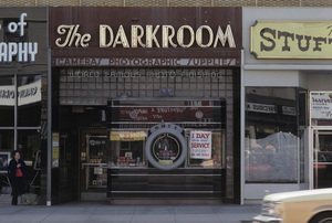 The Darkroom in Hollywood on Wilshire Blvd.1977© 1978 Ulvis Alberts - Image 3250_0029