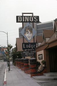 Hollywood Landmarks (Dino