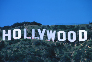 Hollywood LandmarkHollywood Sign © 1978 Ulvis Alberts - Image 3250_0039