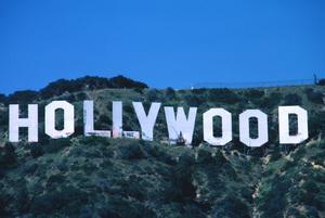 Hollywood LandmarkHollywood Sign © 1978 Ulvis Alberts - Image 3250_0039