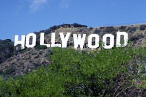 Hollywood LandmarkHollywood Sign1981** H.L. - Image 3250_0056