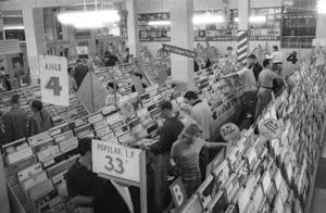 Music City on Sunset Blvd.1955© 1978 Bob Willoughby - Image 3250_0096