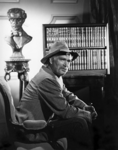"""The Beverly Hillbillies""Buddy Ebsen1962Photo by Gabi Rona - Image 3265_0105"