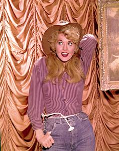 """The Beverly Hillbillies""Donna Douglasc. 1967Photo by Gabi Rona - Image 3265_0110"