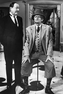 """The Beverly Hillbillies""Arthur Treacher, Buddy Ebsencirca 1966**I.V. - Image 3265_0115"