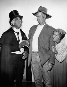 """The Beverly Hillbillies""Irene Ryan, Buddy Ebsencirca 1966**I.V. - Image 3265_0116"