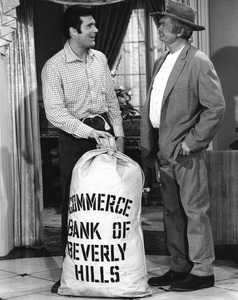 """The Beverly Hillbillies""Max Baer Jr., Buddy Ebsencirca 1966**I.V. - Image 3265_0125"