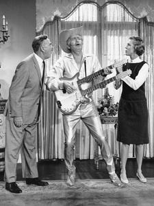"""The Beverly Hillbillies""Raymond Bailey, Buddy Ebsen, Nancy Kulpcirca 1966**I.V. - Image 3265_0127"