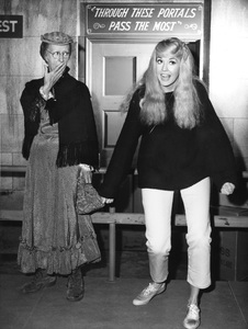 """The Beverly Hillbillies""Irene Ryan, Donna Douglascirca 1966**I.V. - Image 3265_0130"