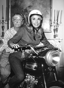 """The Beverly Hillbillies""Irene Ryan, Donna Douglascirca 1966**I.V. - Image 3265_0135"