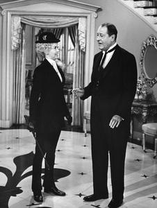 """The Beverly Hillbillies""Donna Douglas, Arthur Treachercirca 1966**I.V. - Image 3265_0139"