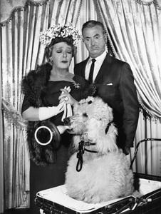 """The Beverly Hillbillies""Raymond Bailey, Harriet MacGibboncirca 1966**I.V. - Image 3265_0142"