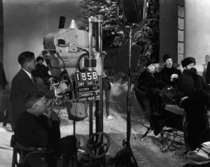 """""""Anna Karenina""""Greta Garbo, Basil Rathbone1935 MGM** I.V. - Image 3269_0128"""