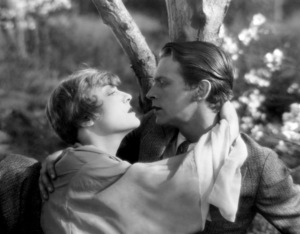 """""""The Barker"""" Douglas Fairbanks Jr., Dorthy Mackaill 1928 First National Pictures - Image 3284_0014"""
