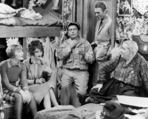 """""""The Barker"""" Douglas Fairbanks Jr., Dorthy Mackaill, Betty Compson1928 First National Pictures - Image 3284_0018"""