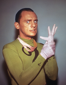 """Batman""Frank Gorshin as the Riddler1967  - Image 3285_0006"