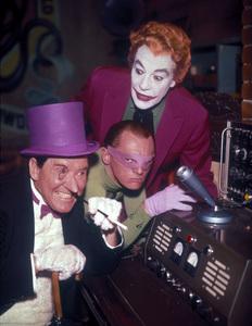 """Batman""Cesar Romero, Frank Gorshin, Burgess Meredith1967  - Image 3285_0012"