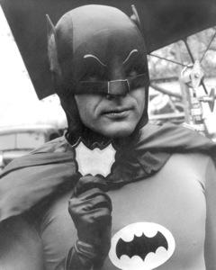 """""""Batman""""Adam West, 1966 © 1978 Chester Maydole - Image 3285_0111"""