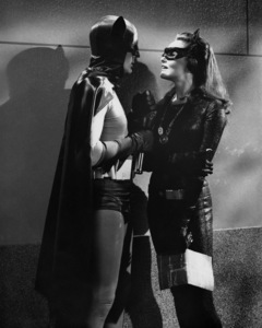 """Batman""Adam West and Julie Newmar1966**I.V. - Image 3285_0120"