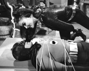 """Batman""Julie Newmar and Adam West1966 ABC**I.V. - Image 3285_0121"