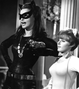 """Batman""Julie Newmar and Lesley Gore1966 ABC**I.V. - Image 3285_0122"
