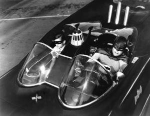 """Batman""Adam West & Burt Ward1966 ABC**I.V. - Image 3285_0130"