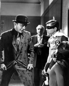 """Batman""Frank Gorshin, Adam West, Burt Ward1966 ABC**I.V. - Image 3285_0131"