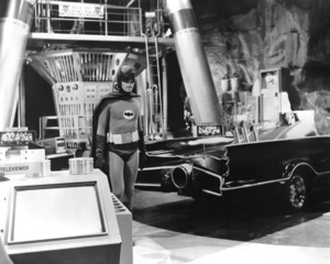 """Batman""Adam West1966 ABC**I.V. - Image 3285_0160"