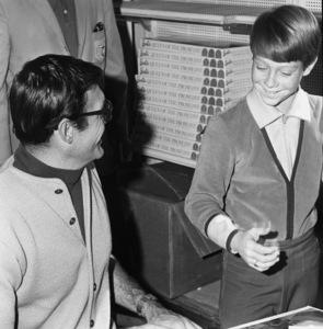 Adam West and Bill Mumycirca 1960s© 1978 Jean Cummings - Image 3285_0186