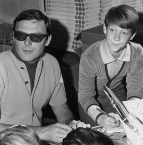 Adam West and Bill Mumycirca 1960s© 1978 Jean Cummings - Image 3285_0187