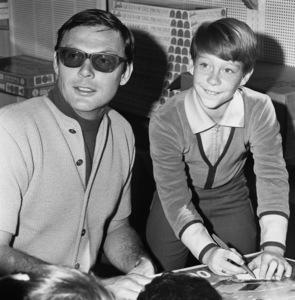 Adam West and Bill Mumycirca 1960s© 1978 Jean Cummings - Image 3285_0188