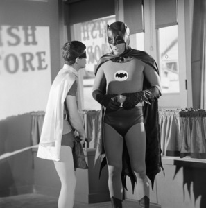 """Batman""Burt Ward, Adam Westcirca 1960s© 1978 Jean Cummings - Image 3285_0189"