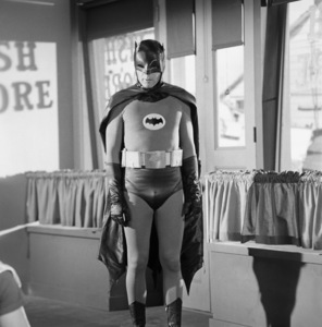 """""""Batman""""Adam Westcirca 1960s© 1978 Jean Cummings - Image 3285_0190"""